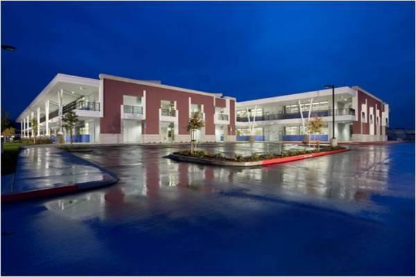 Dublin High School Math and Science Building