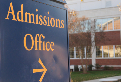 Be admissions