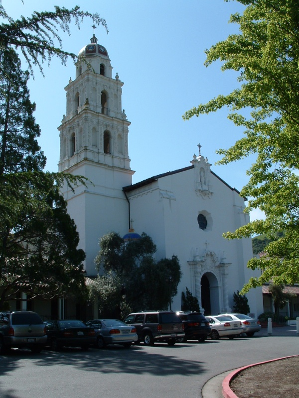 St. Mary's College of California - Chapel
