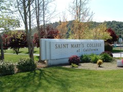 St. Mary's College of California - Entrance