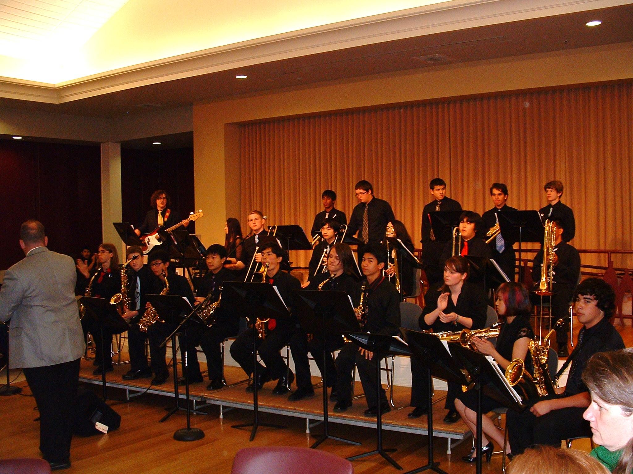 Dublin High School Jazz Band - Jazzin for a Cure 2010