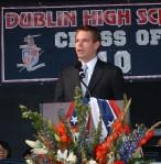 Eric Swalwell - Dublin High School Graduation Ceremony