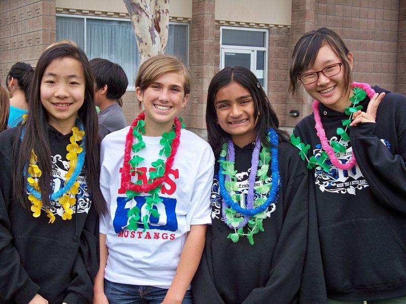Fallon Middle School Students Attend Cada Casl Leadership Camp