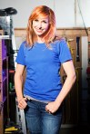 Kari Byron - Host of MythBusters and Head Rush