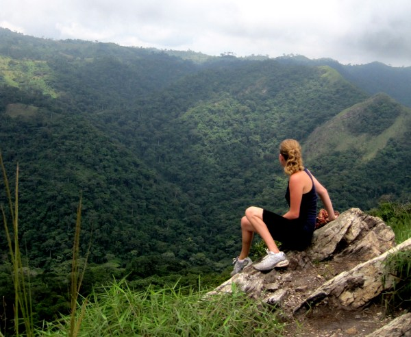 Kelsey Finnegan and the Mountains of Ghana