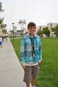 Dublin High Grad and UC San Diego Freshman Jamie Somerville