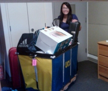 The first day of my UCLA journey