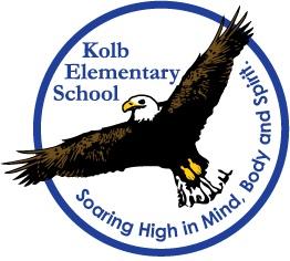 Kolb Elementary School Logo