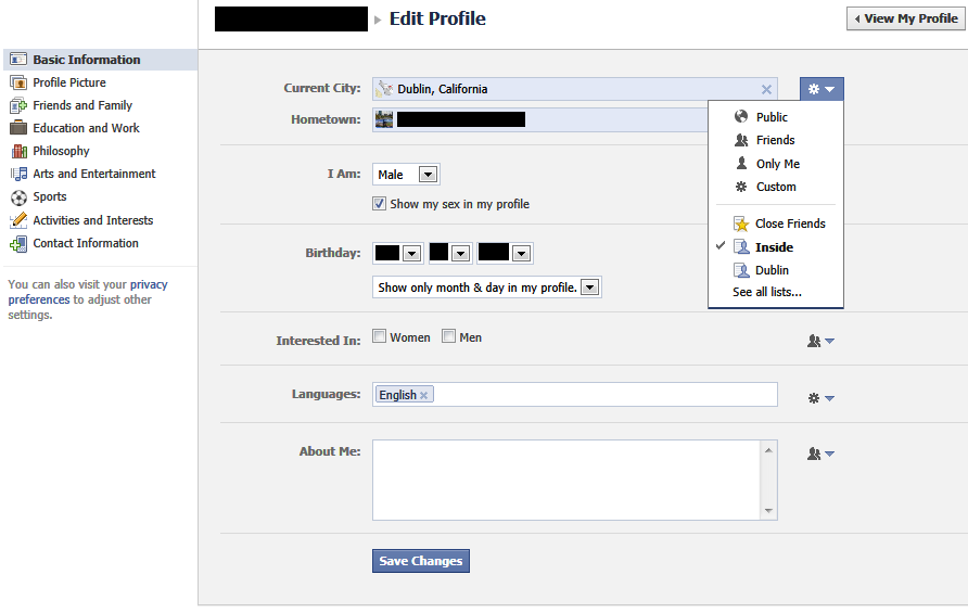College Recruiters Screen Applicants with Facebook Fridays – Protect ...