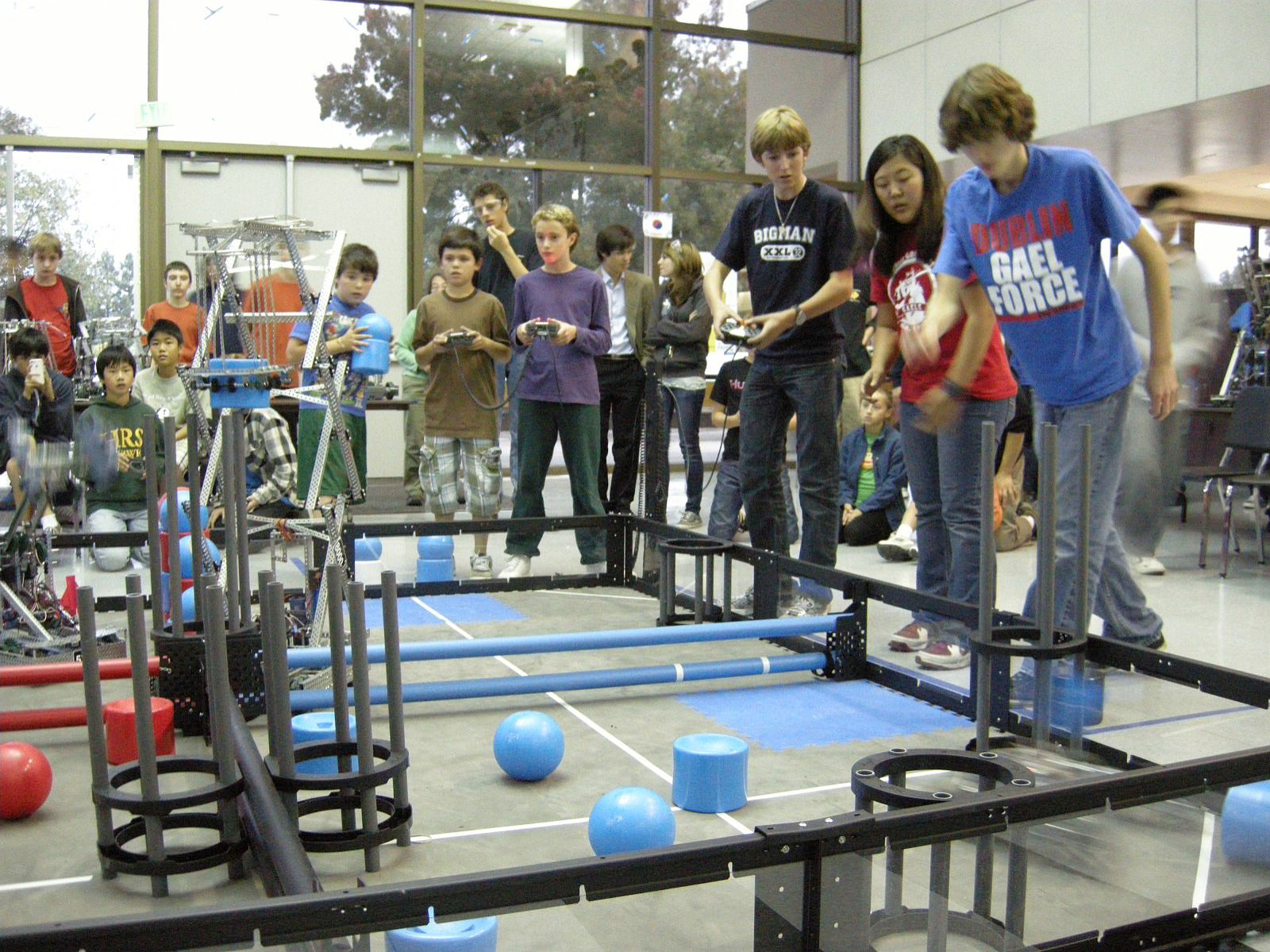 Dublin High School Hosts FIRST LEGO League Robotics ...