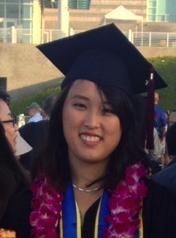 Kirsten Koa UC San Diego Graduation