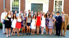 Harvard University Wigglesworth Hall Dorm
