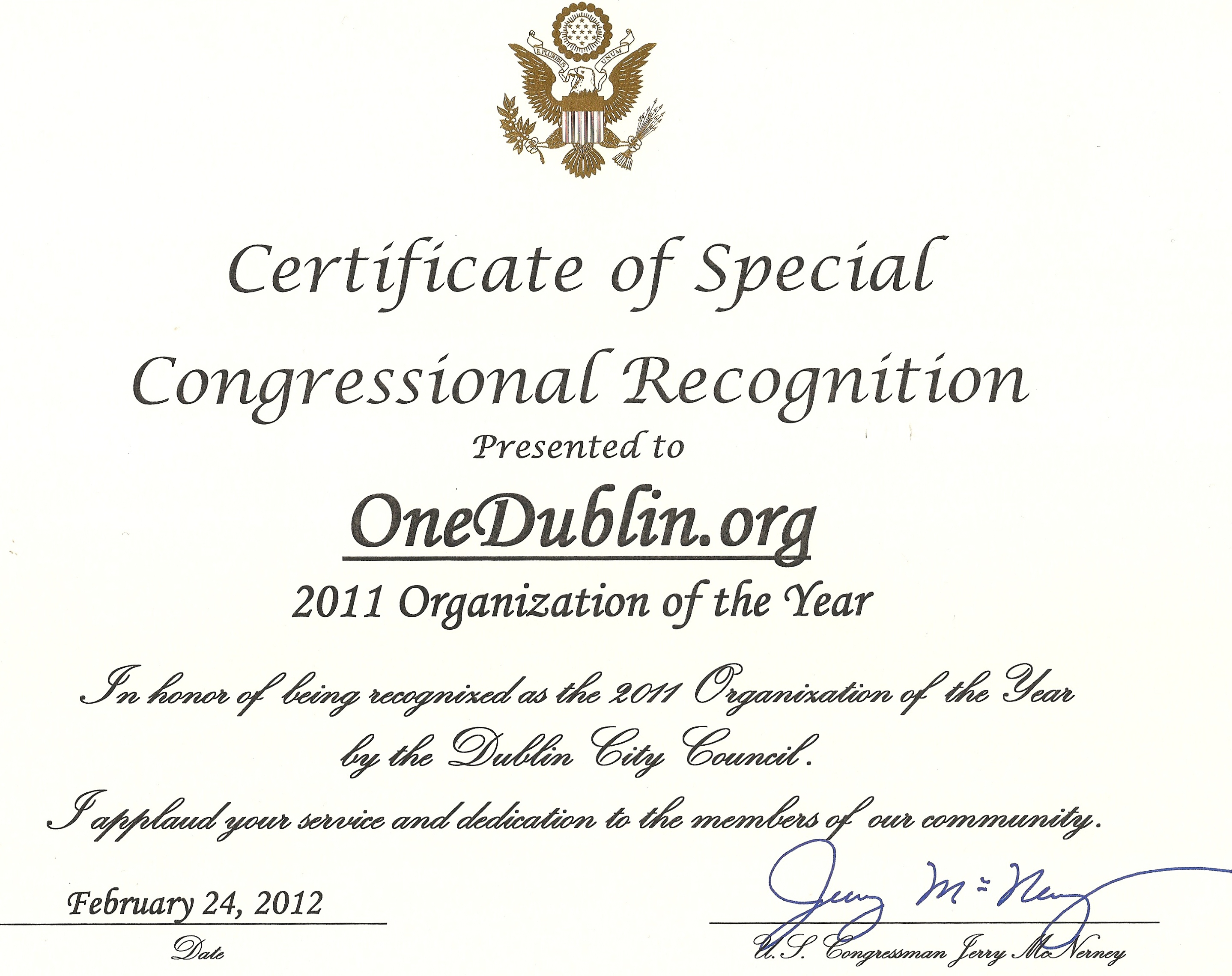 certificate of appreciation organizing choice image