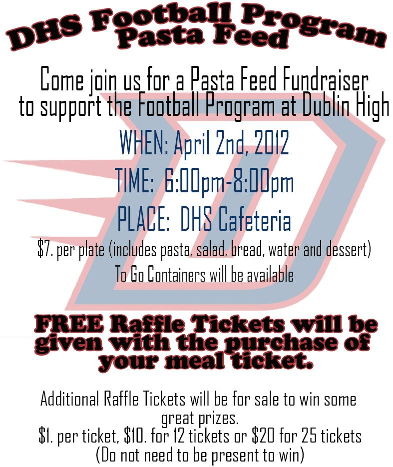 dublin high school athletic boosters update 3212012