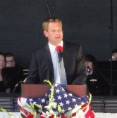Eric Swalwell Speaking at the Dublin High School Class of 2012 Commencement Ceremony