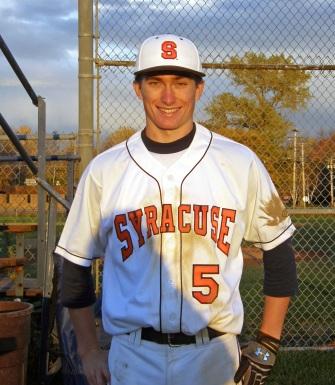 Chandler Bullock - Syracuse University Club Baseball