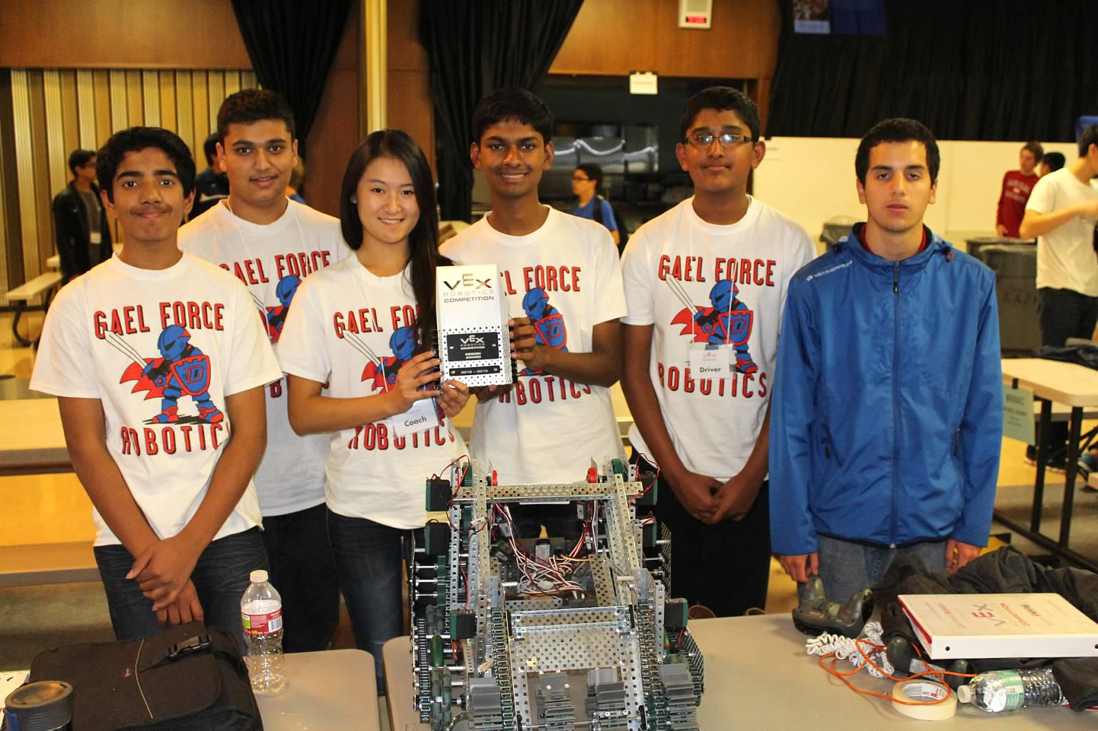 Dublin High School Robotics Team Win Qualifies For 2013 Vex World