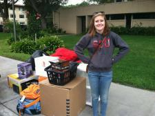 Santa Clara University Freshman and Dublin High School Graduate Annie McDonald