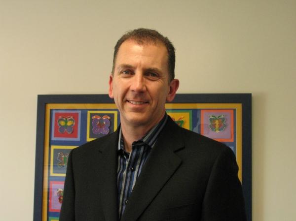Dublin Unified School District Board of Trustees President Greg Tomlinson