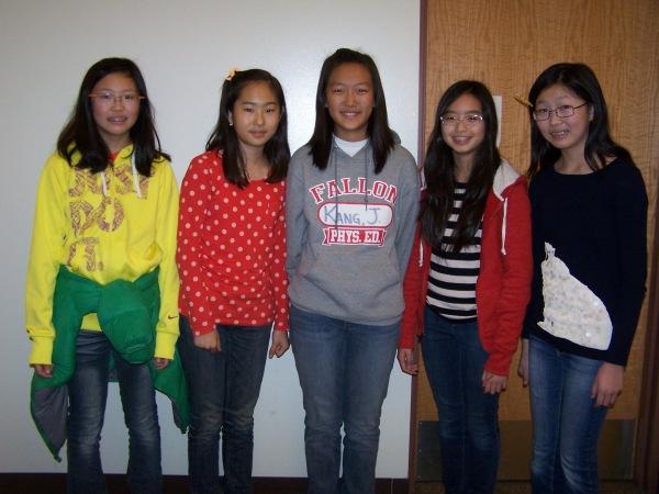 Fallon Middle School Robotics Club Team Grand Stormer