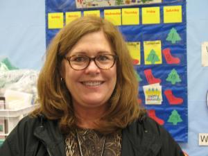 Frederiksen Elementary School Teacher Brenda Gundell