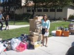 Tatum Wheeler UC Berkeley - Moving In