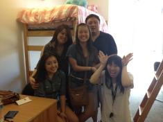 University of California San Diego Dorm Room Drop Off