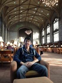 University of Chicago - Haper Memorial Library
