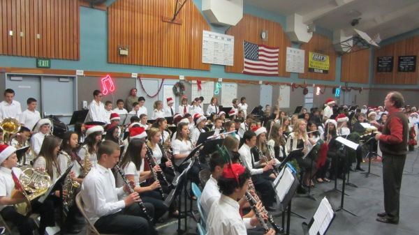 Wells Middle School Band