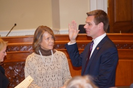 Congressman Eric Swalwell Ceremonial Swearing-In Event