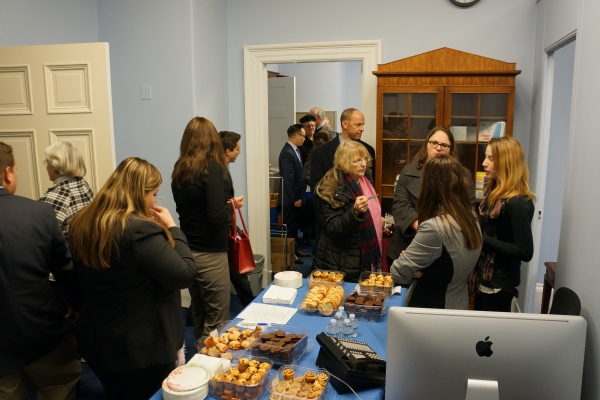 Congressman Eric Swalwell Office Open House 1