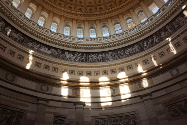 Dome of the Capitol Building