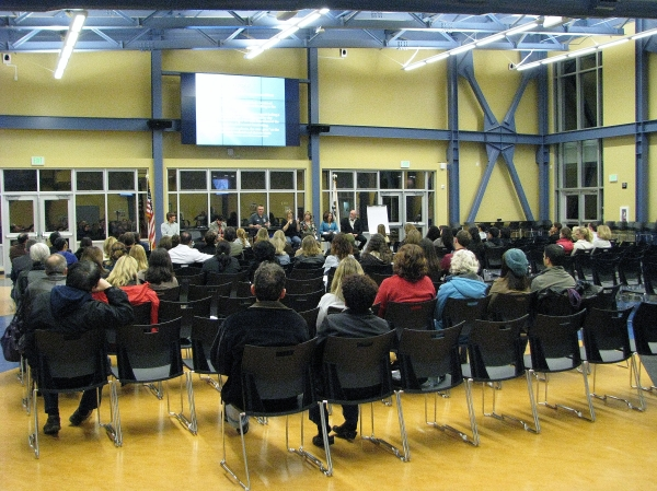 Dublin Community Attends Drug and Alcohol Abuse Courageous Conversatio