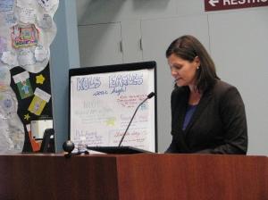 Dublin School Board of Trustees Candidate Megan Rouse