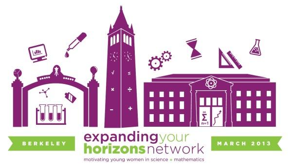 Expanding Your Horizons 2013 UC Berkeley logo