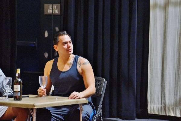"""Rent"" Rehearsal - Pacific Coast Repertory Theatre - Firehouse Arts Center"