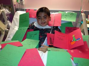 Sirous with Green Elementary School Get Well Soon Cards