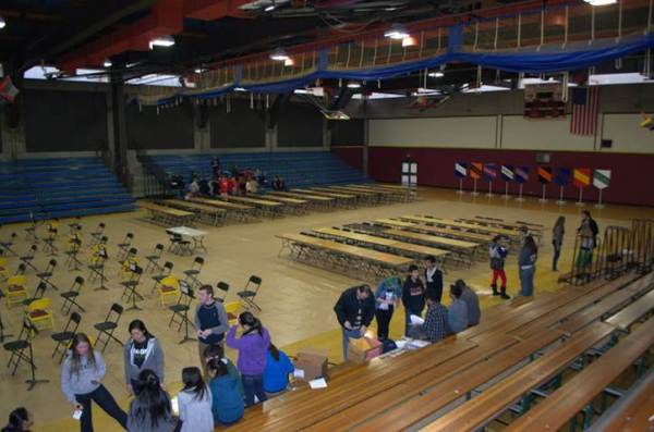 Academic Decathlon Regional Competition