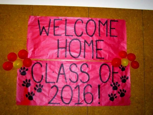Chapman University Class of 2016 Welcome