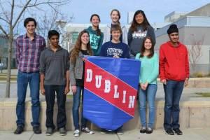 Dublin High School Academic Decathlon Team