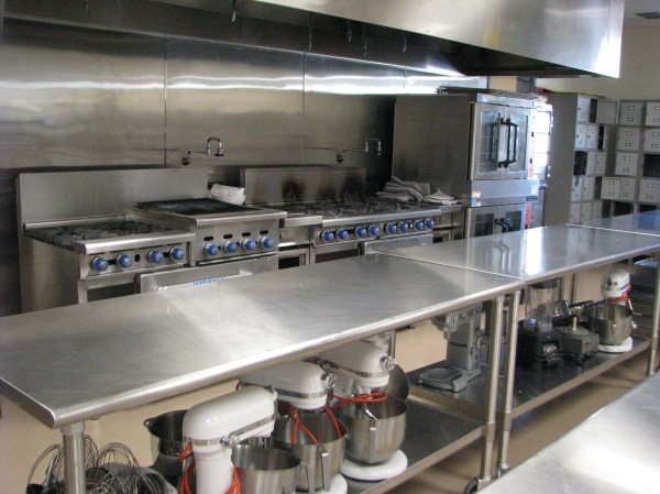 New Dublin High School Culinary Arts Facilities