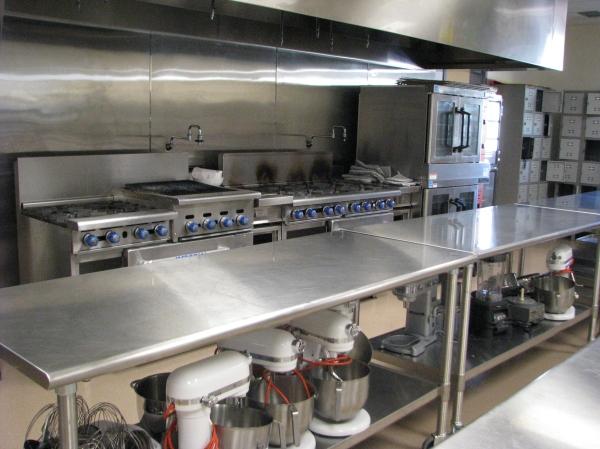 New Dublin High School Culinary Arts Facilities
