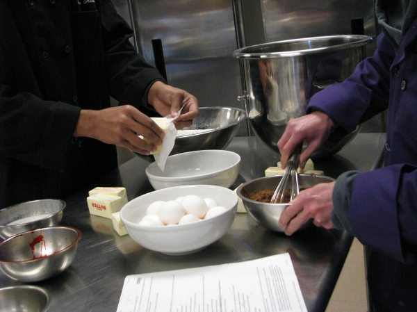 Dublin High School Culinary Arts Students in Action 3