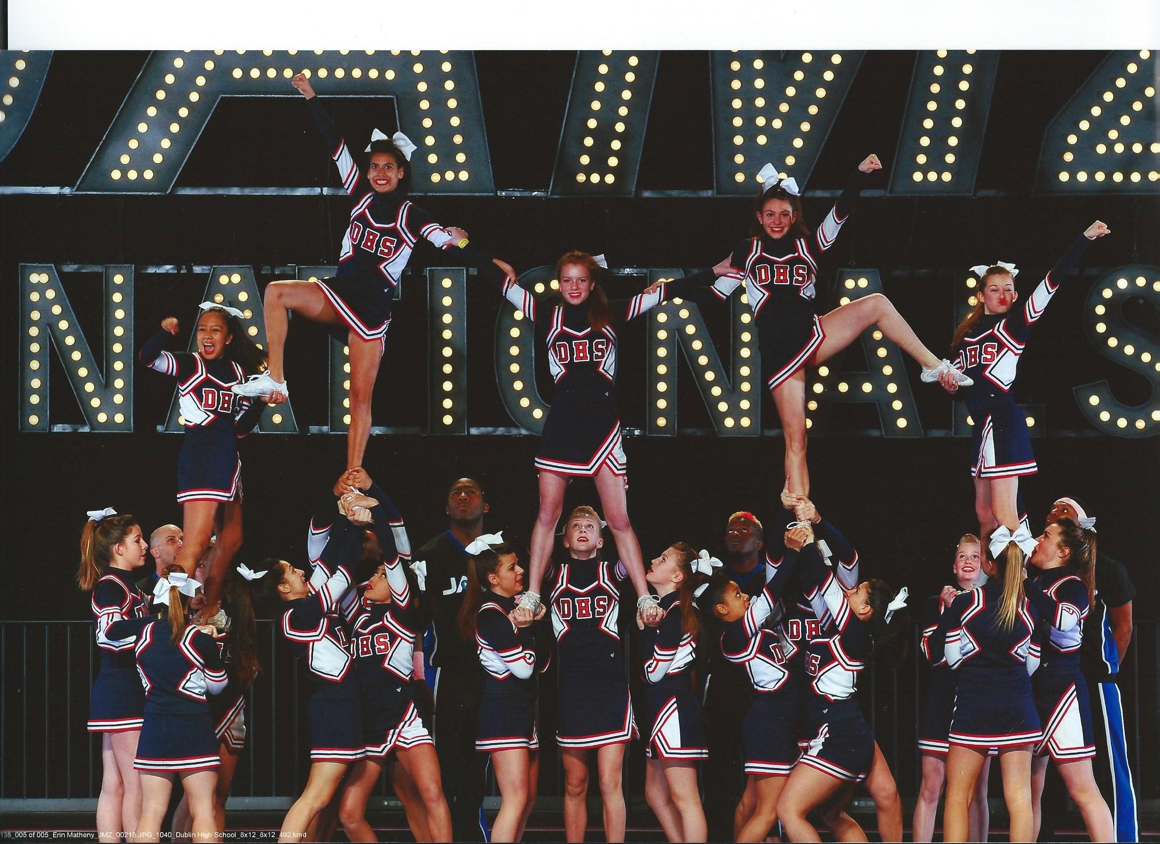 Junior High School Cheer