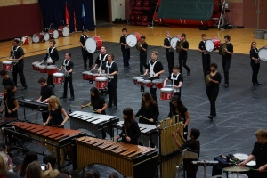 Dublin High School Winter Percussion