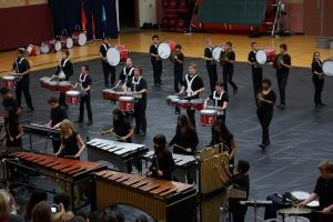 Dublin High School Winter Percussion