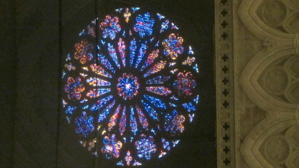 Washington National Cathedral Rose Window