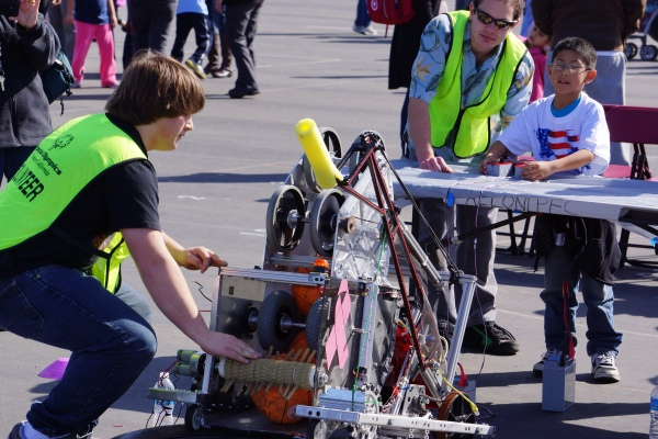 Monte Vista High School Robot