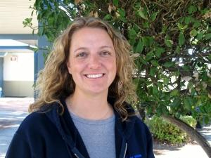 Dublin Elementary School Principal Lauren McGovern