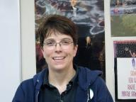 Dublin High School Teacher Anne Bowling